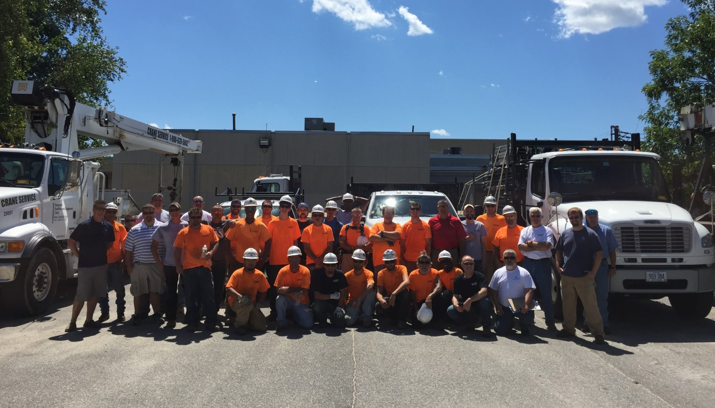 Seacoast Scaffold Company Training Day