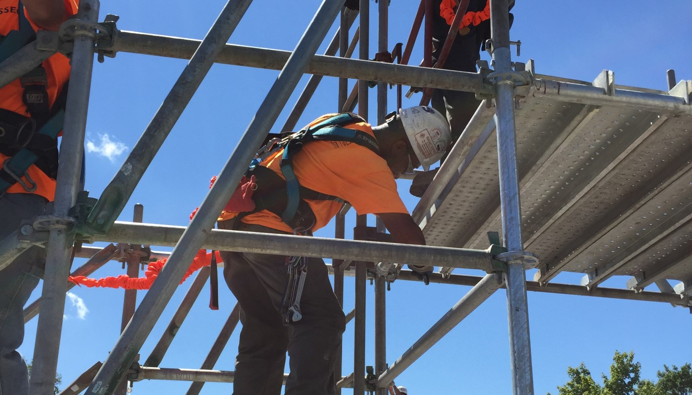 Seacoast Scaffold Erect and Dismantle Services