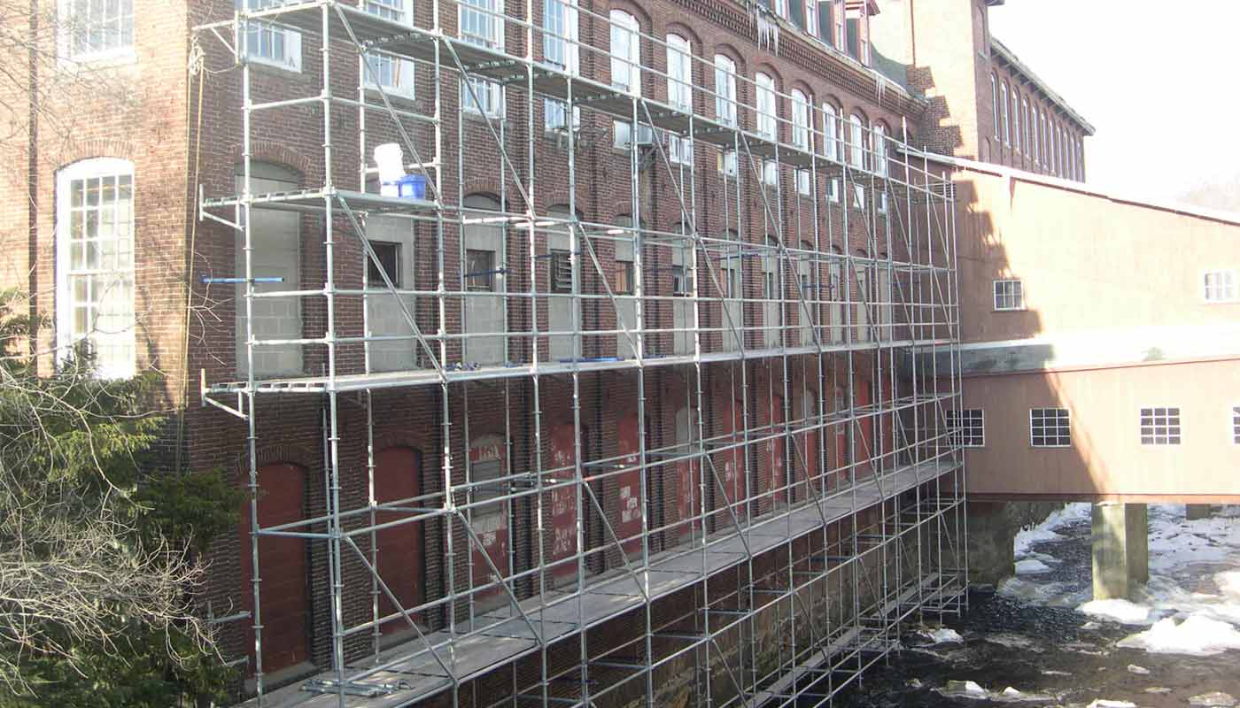 Tube And Clamp Scaffold Systems Sales And Rentals