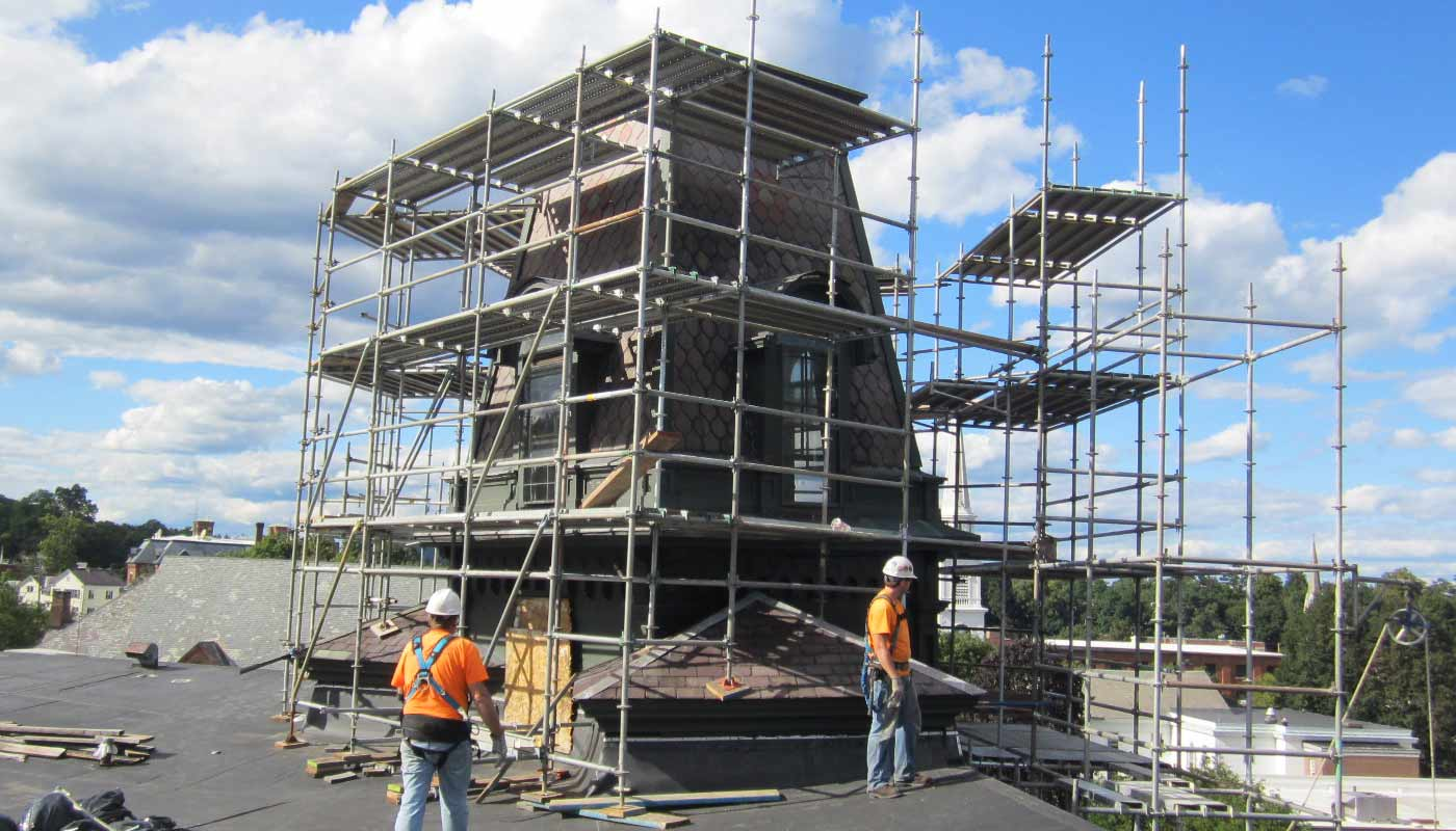 Scaffold Services and Rentals in New England