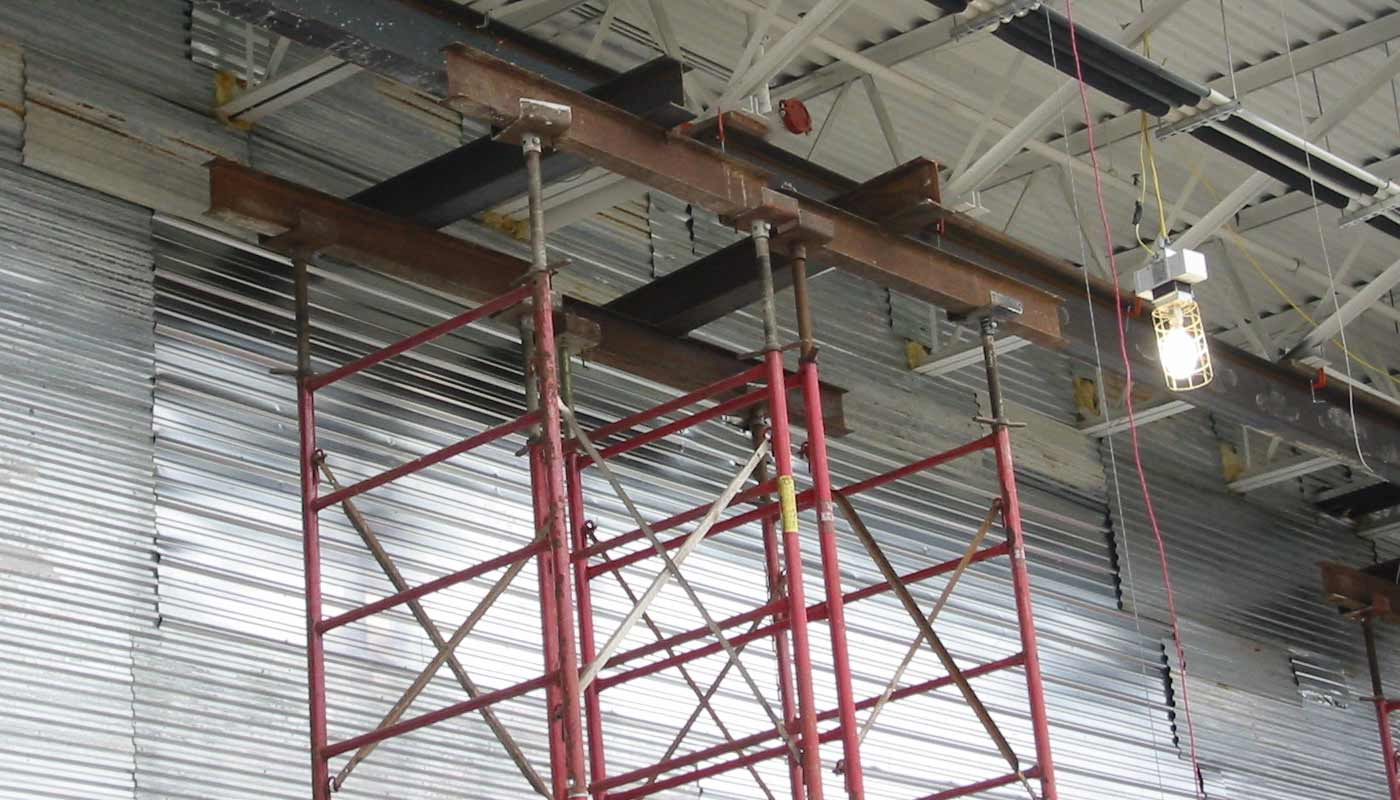 Aluminum Shoring Jacks : Shoring equipment sales service in new england