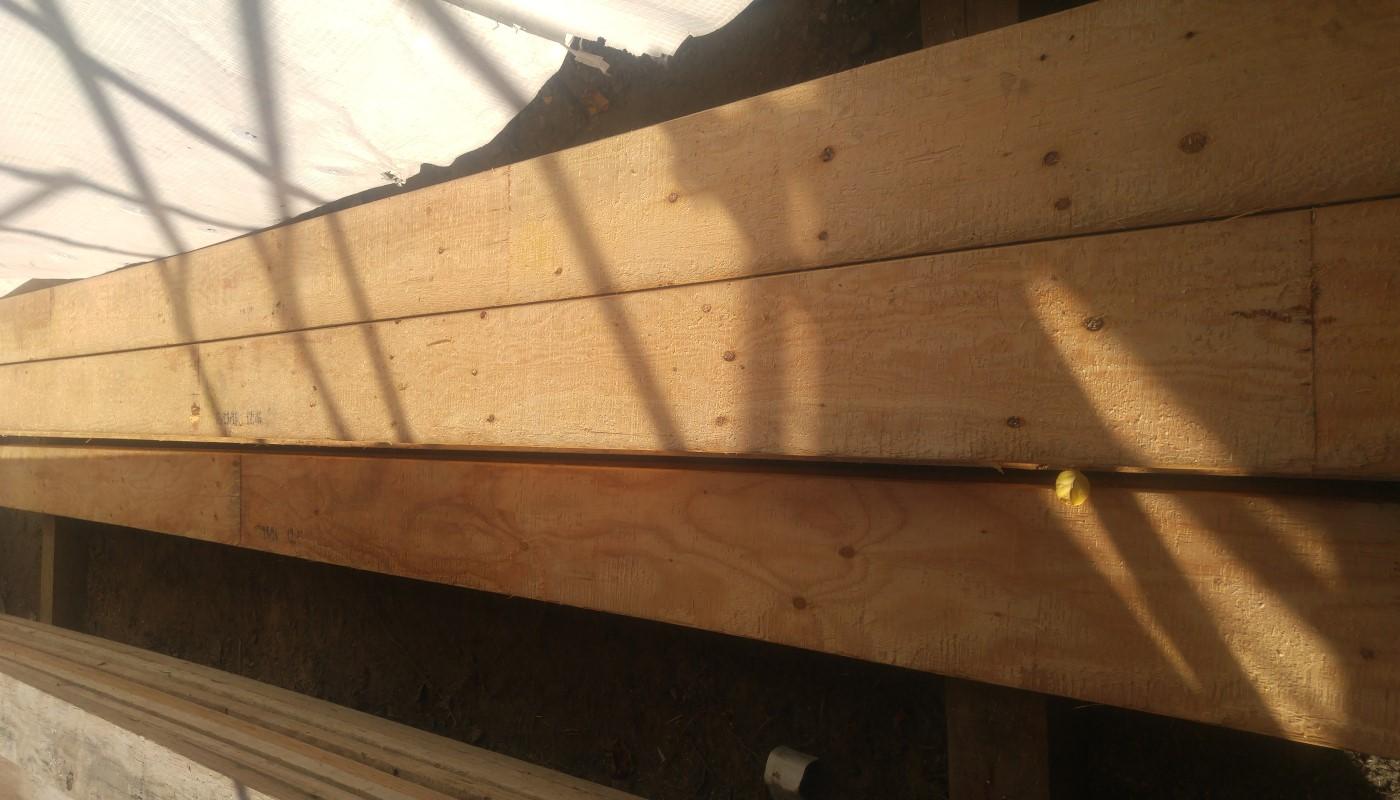 Laminated veneer lumber lvl wood scaffold planks